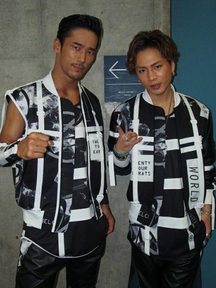 Tosaka Hiroomi & Naoki