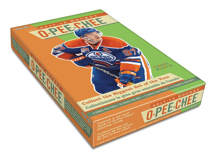 Look For The Brand New 77-Card Mini Set  O-Pee-Chee Patches Are Back With 100 All New Manufactured Patches.
