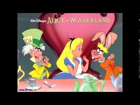 Alice in Wonderland Luisterboek