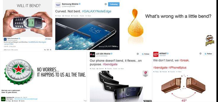 Весь мир обсуждает войну, которую Samsung объявили Apple. Ролики, картинки, посты, обличающие недостатки iPhone6 получили огромную популярность. Удалось ли корейской компании заработать себе очки на высмеивании конкурента? И работает ли вообще прием контррекламы на благо бренда или наоборот только портит репутацию компании?