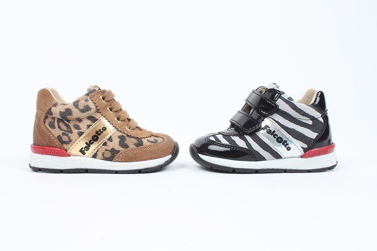 Falcotto animal sneaker | PR4Kids Winter 2014