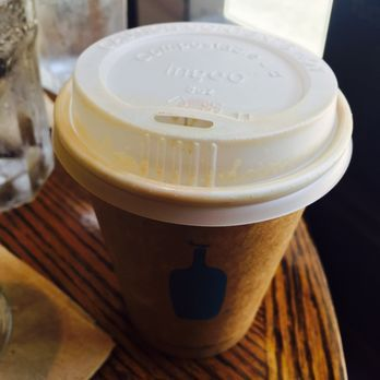 Photo of Blue Bottle Coffee - San Francisco, CA, United States. Nonfat cappuccino