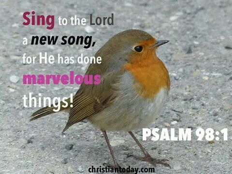 sing for god