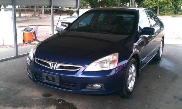 2006 Honda Accord EX L (618 Poinsett Hwy Greenville SC) $5995