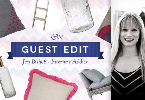 My guest edit and interview about my home at Temple & Webster