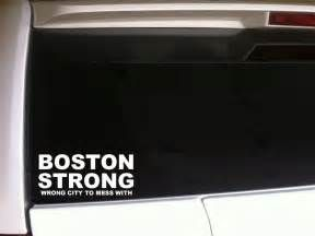 Search Boston strong window decal. Views 11431.