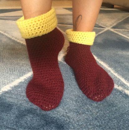 #crochet #Tutorial #calzini #socks all'uncinetto – Radiogossip