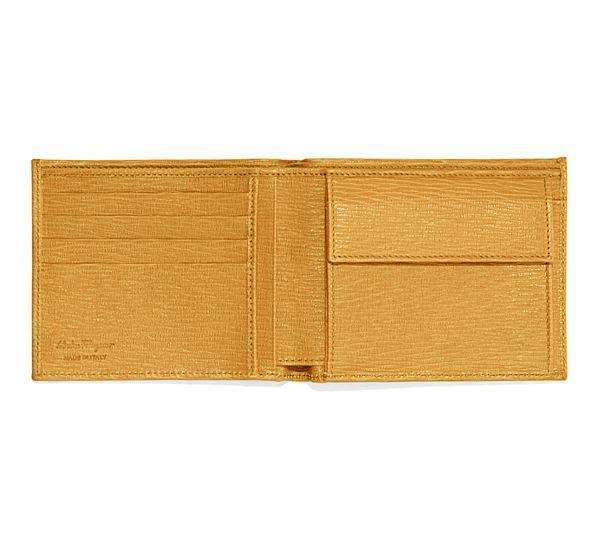 二つ折り財布 - 財布 - 財布&革小物 - Men - Salvatore Ferragamo