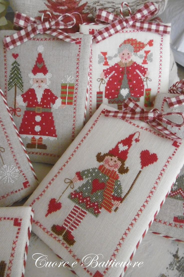 Ricamo - Cucito creativo - Cross Stitch Designer