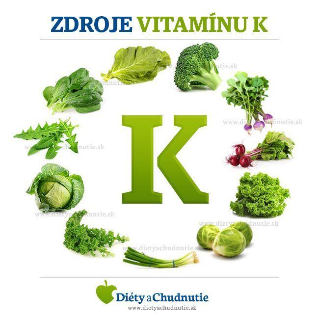zdroje vitamínu K
