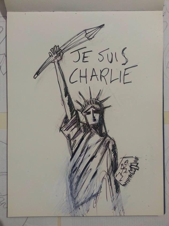 Artist Clet.