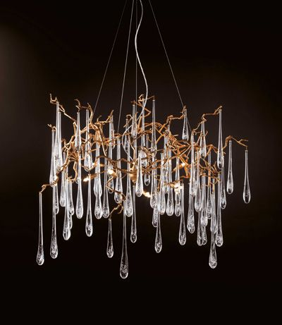 68 best sculptural chandeliers images on pinterest chandeliers indoors or out these chandeliers define the category when it comes to glamorous lighting mozeypictures Gallery