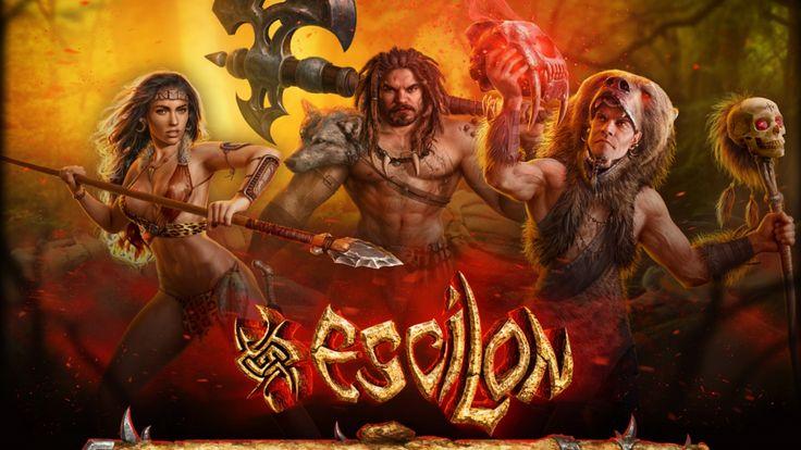 Эсцилон  узнайте каково жилось в Каменном веке!