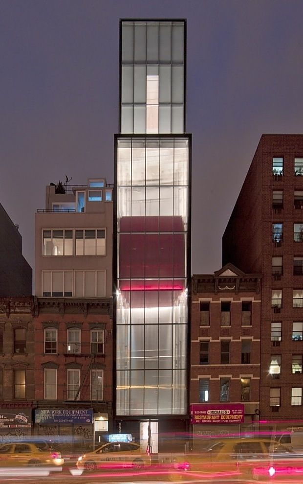 Sperone Westwater Gallery in New York City by Foster  Partners