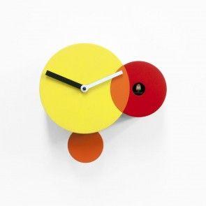 Reloj de pared Kandinsky de Progetti en Tendenza Store