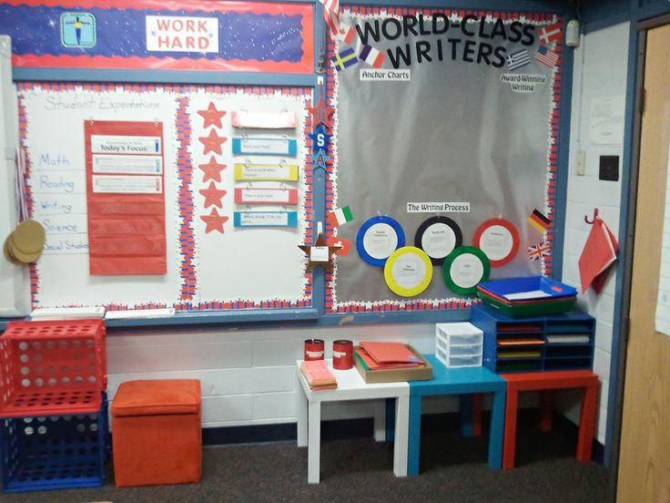 Classroom Olympics Ideas ~ Best olympics themed classroom images on pinterest