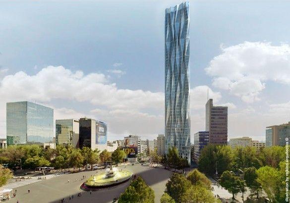 MEXICO CITY | Reforma 432 | 206m | 676ft | 54 fl | Pro - Page 3 - SkyscraperCity