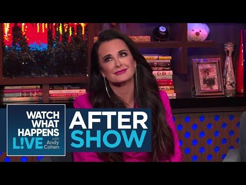 The Real Housewives Blog: Kyle Richards On Kylie Jenner's Pregnancy