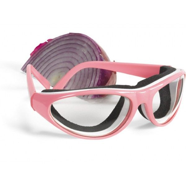 Onion Goggles....I want this