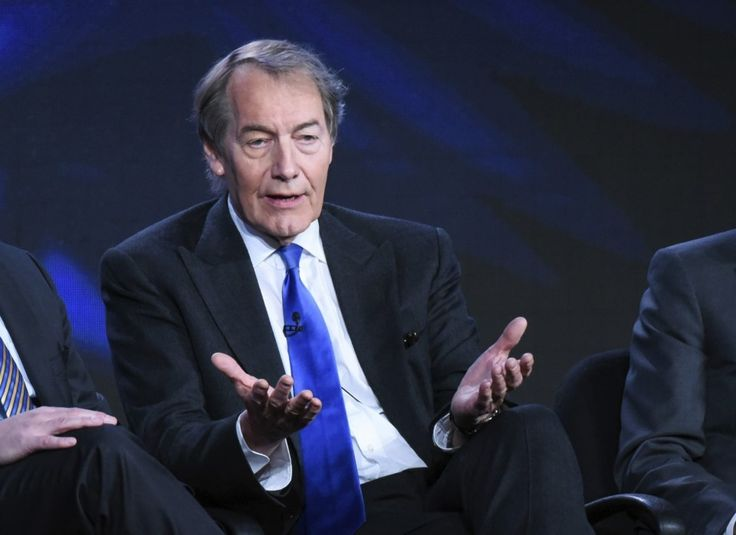 'CBS This Morning' anchor Charlie Rose to undergo heart surgery