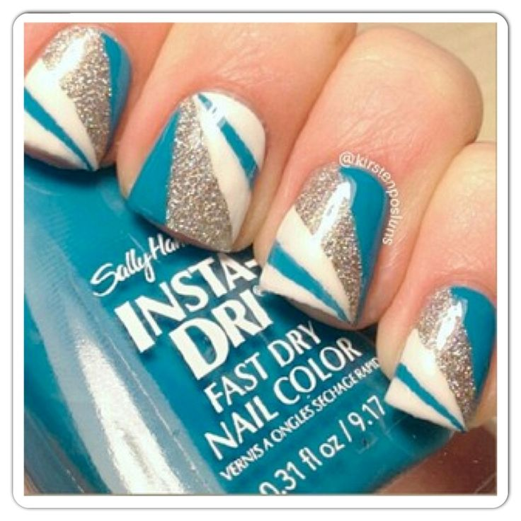 The 9 Best Images About Nails For Homecoming On Pinterest Colours