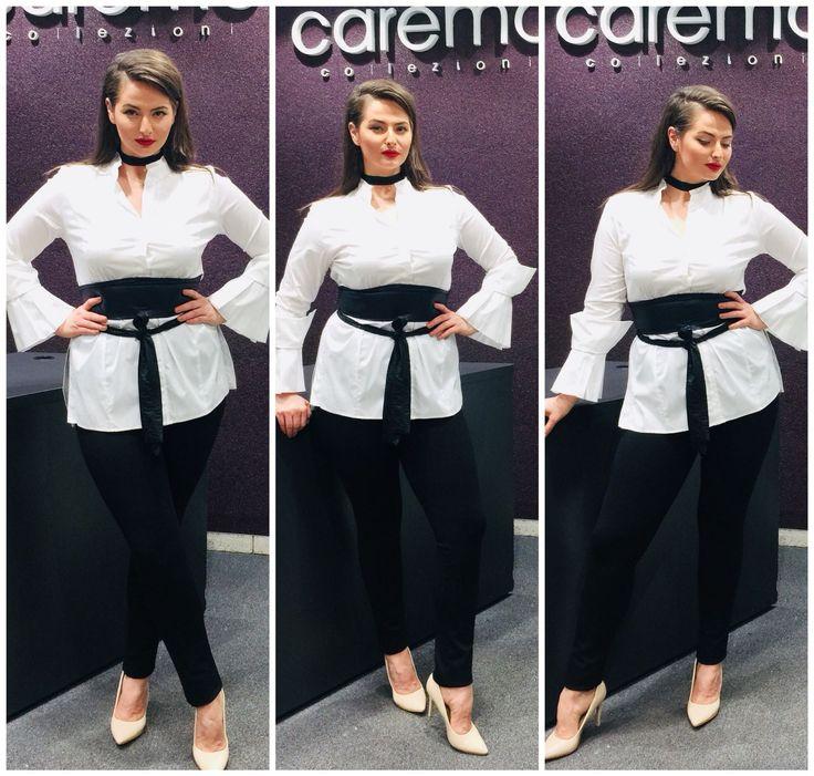 Friday Look. 👌🏼By Caremo.hu #adelalupse #adelalupsemodel #caremo #style #fashion #office #casual #elegant #love #life #smile #happiness #fashionblogger #followme #curvymodel #plussize #model