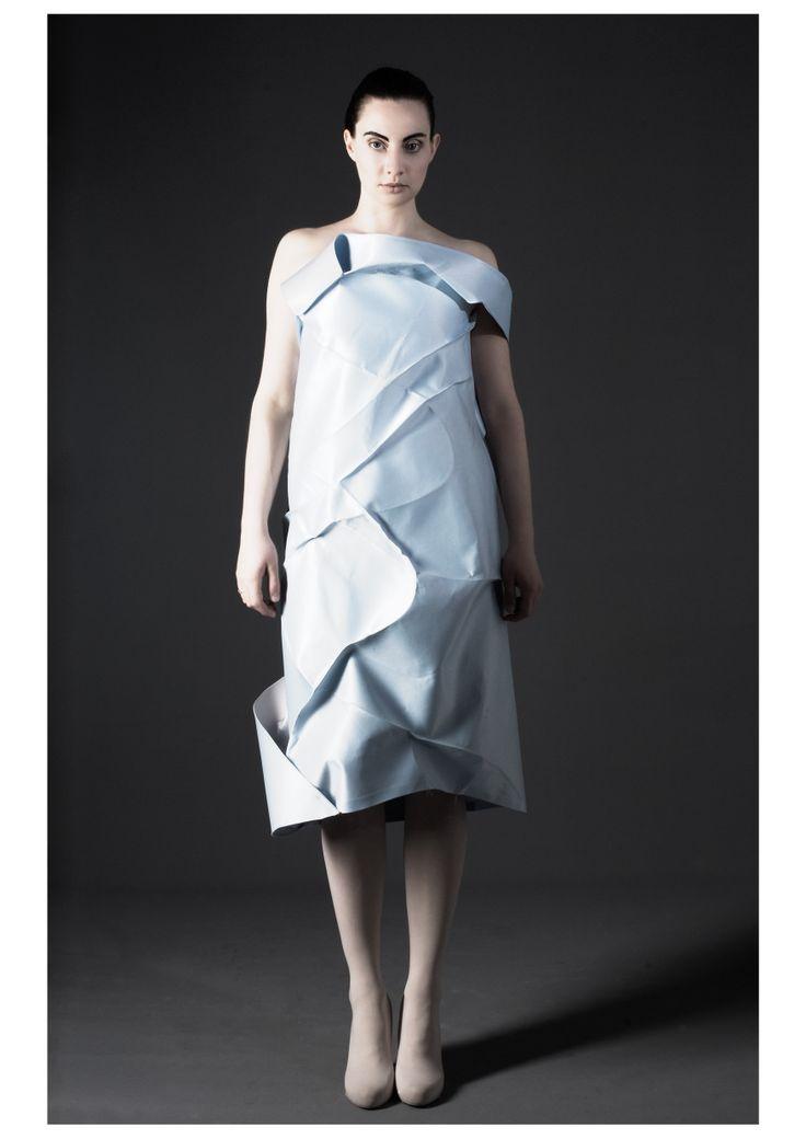 designer & model: BOSKA by Eliza Borkowska photographer: Joanna Wolak make up artist: Kama Tokarska