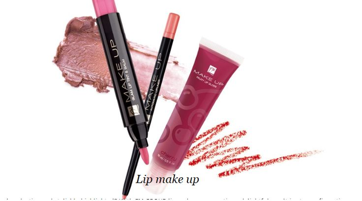 Fruity lipgloss €54,40 Glam Liptint & Balm €13,80 Lippotlood €6,60