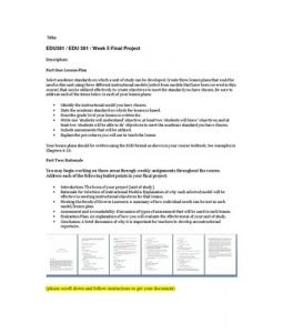 Part One: Lesson Plan Select academic standards on which a unit of study can be developed. Create three lesson plans that could be used in this unit using three different instructional models (select from models that… (More)
