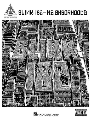 Hal Leonard - Blink-182: Neighborhoods Sheet Music - Multi