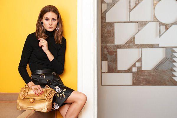 Olivia Palermo's Star Keeps Shining In Vogue Girl Korea