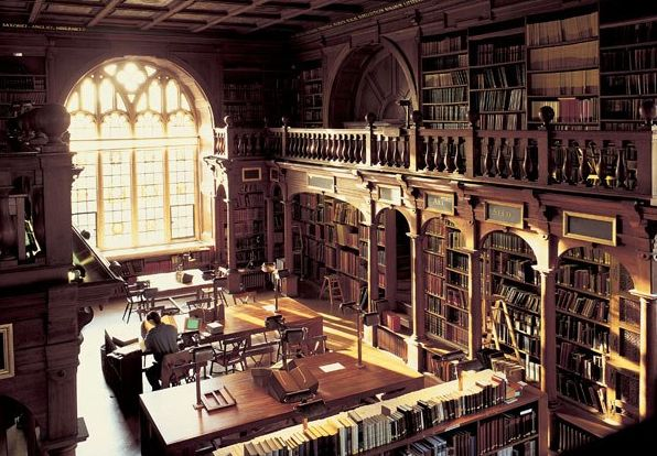 6 Reasons to Add the Bodleian Library to Your Book Bucket List   Goodreads Blog Post