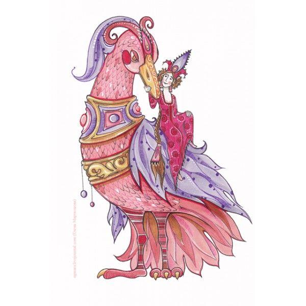 Fondness - Postcards, Fantasy