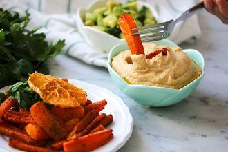 Recept: wortel frietjes
