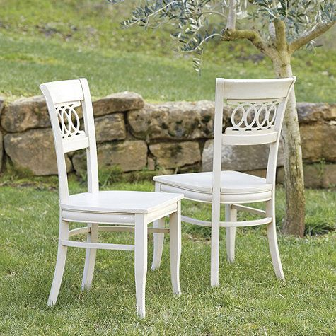 Casa Florentina Veneto Dining Chairs - Set of 2