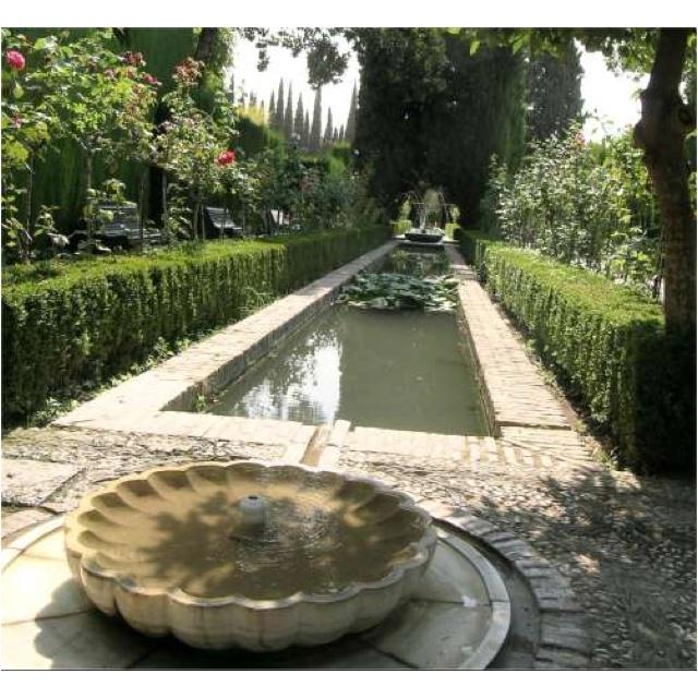 17 Best Ideas About Spanish Patio On Pinterest: 17 Best Images About Moorish Garden On Pinterest