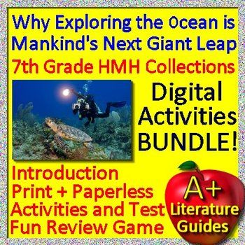 why exploring the ocean is mankind s From the collections commentary:why exploring the ocean is mankind's next giant leap using wwwvocabularycom.
