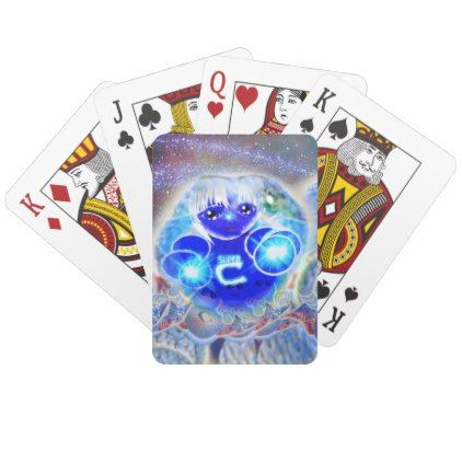 SuperCellular Deck Of Cards! Get Well Soon! Playing Cards  $11.15  by SUPERCELLULARORG  - custom gift idea