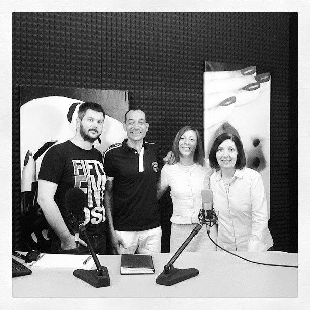 Giusy Zenere e Danny Allen Acosta con Antonella e Dario | 13.05.2013