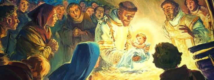 The nativity scene has been a loved Christmas decoration for generations. Did you know this tradition was begun by a famous Catholic saint? Listen to the story here!