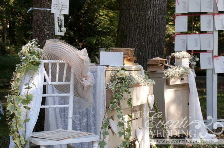 Romantic Tableau mariage