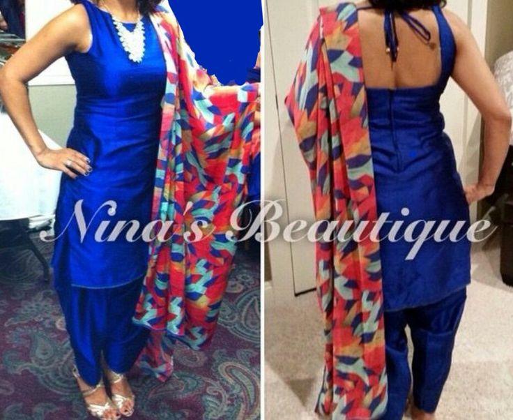 Images of Harsh Boutique Punjabi Suit - www industrious info