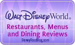 Disney Dining FAQ -- excellent index to all the great information that can be found at The Disney Food Blog.  If you want to know ANYTHING about Disney Dining ... this is the place to start!