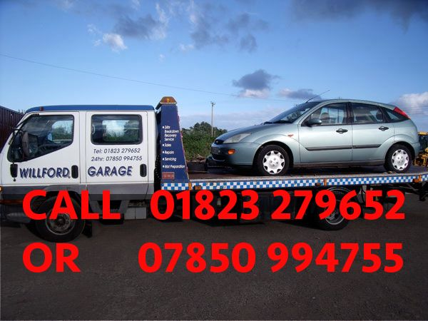 Steve Burgess is the owner of Willford Garage, based in Taunton, one of the services he covers is breakdown recovery, have a look at this video and don't forget, you can have yours as well, just get in touch for a free consultation.