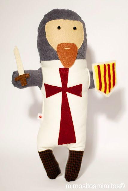 La Leyenda de Sant Jordi - stjordi #cavaller