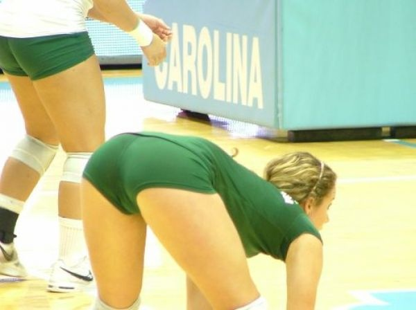 This Is Why Guys Attend Volleyball Matches With Cameras!
