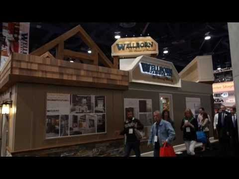 KBIS Product Highlights: @Wellborn Cabinet Inc. Talks 2014 Trends w/ @HomeAdvisor | #kbis #homeadvisor #wellborn #cabinets
