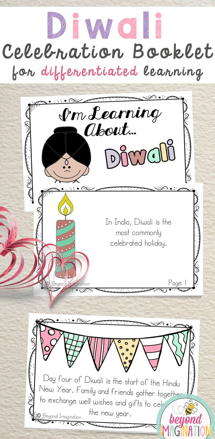 Free Printable Diwali Worksheets