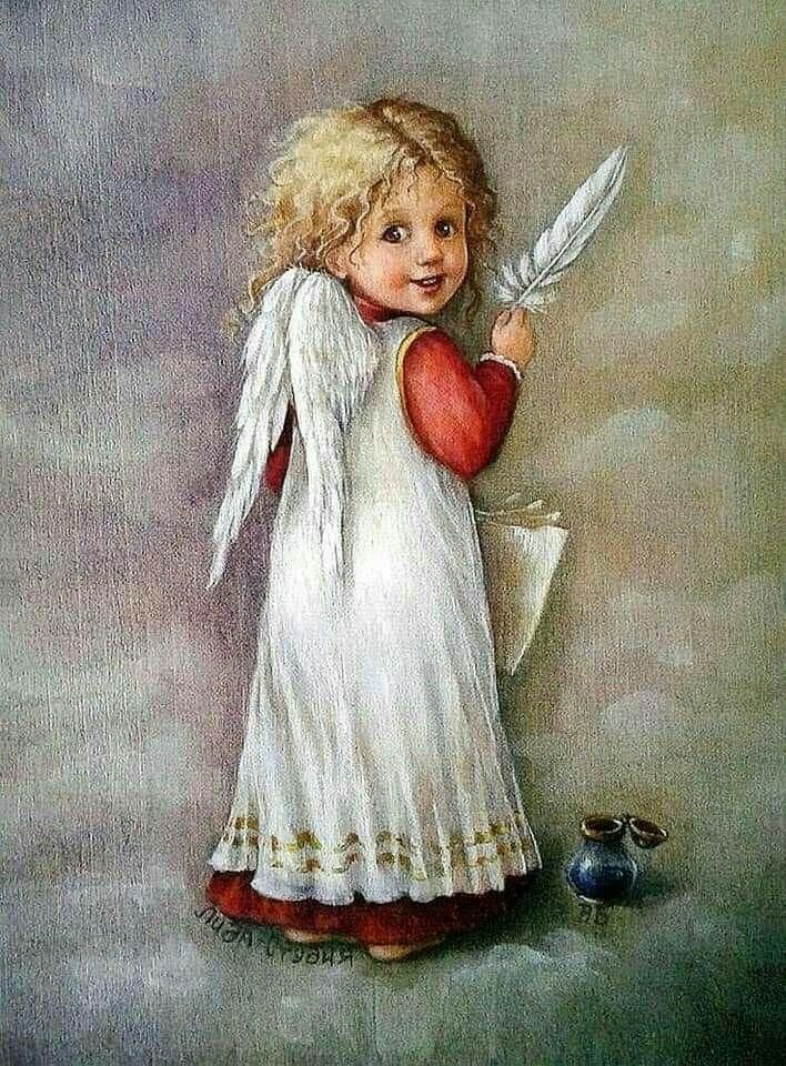 Ангелы картинки боевые был сознании