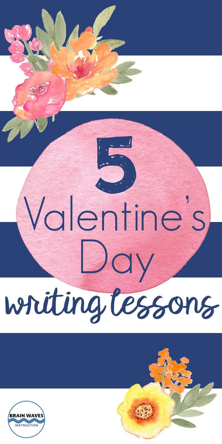 5 Valentineu0027s Day Creative Writing Lessons
